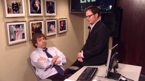 Rainn Wilson SNL The Office