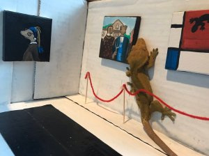 The Mayor Gecko Art Museum