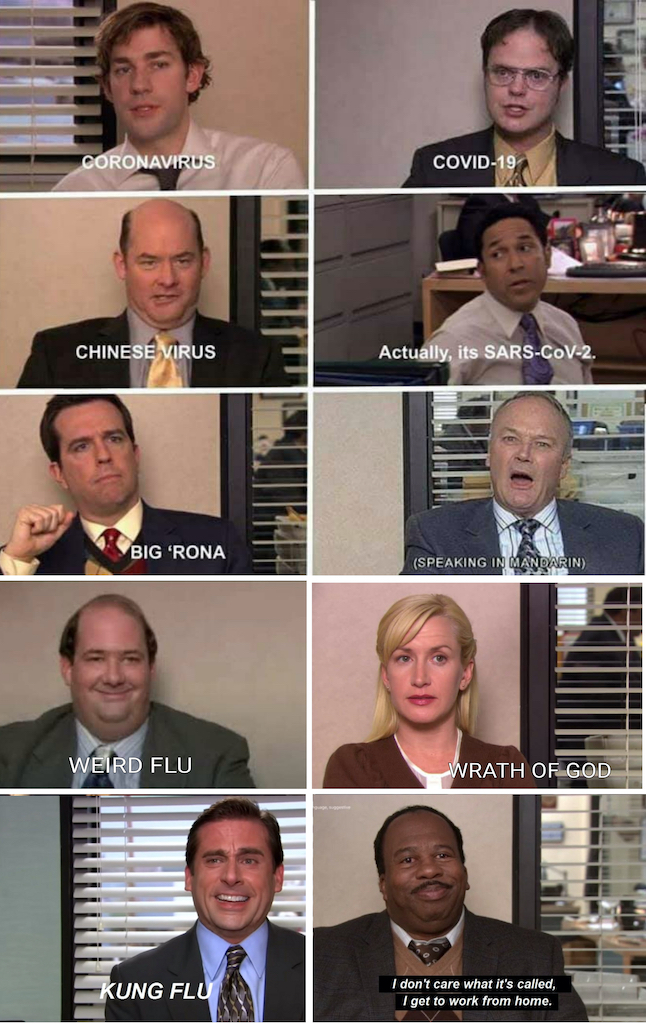 The Office Names
