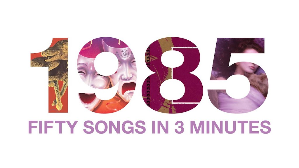 1985 50 Songs in 3 Minutes