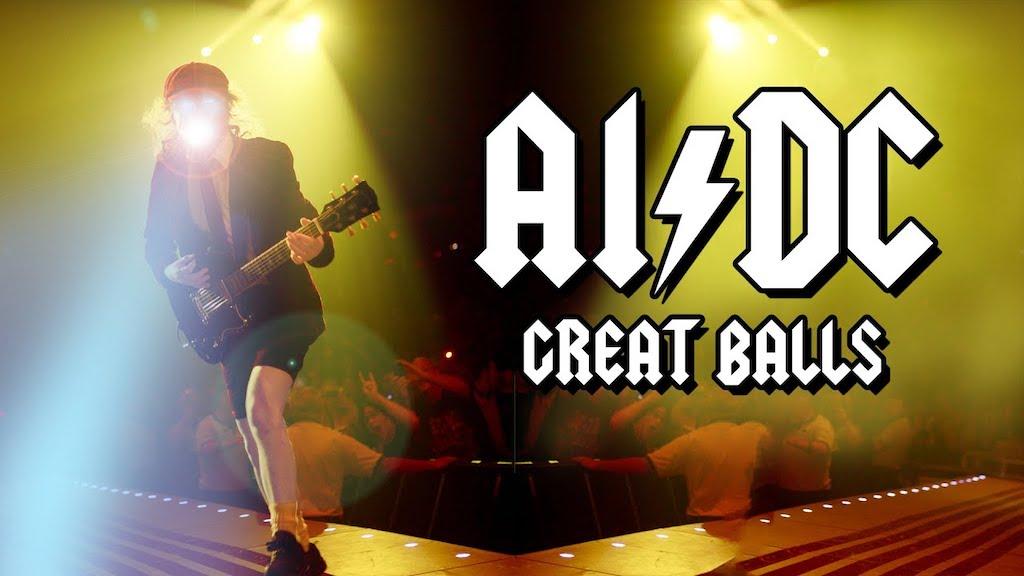 AI Chatbot AC/DC Great Balls