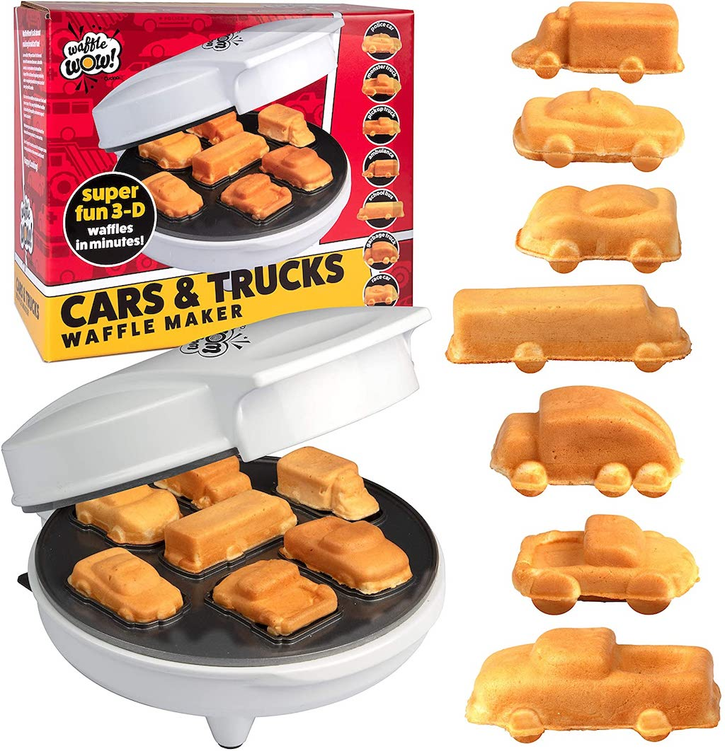 Car Truck Waffle Maker