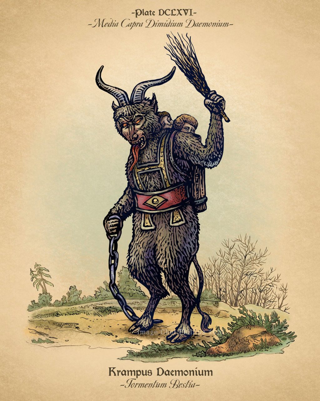 Chet Phillips Krampus