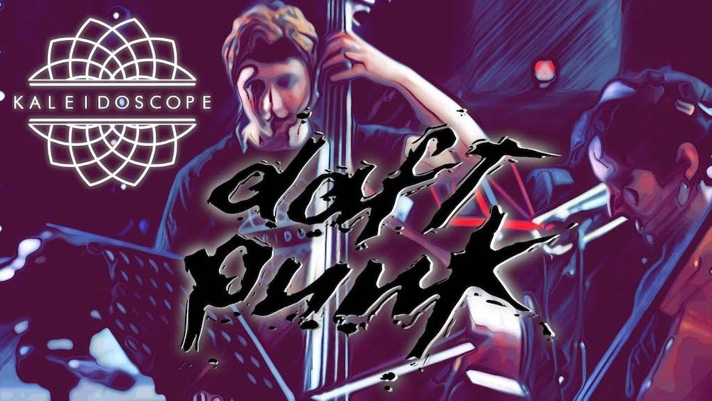 Daft Punk Kaleidoscope Orchestra