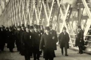 December 19 1903 Opening of Williamsburg Bridge