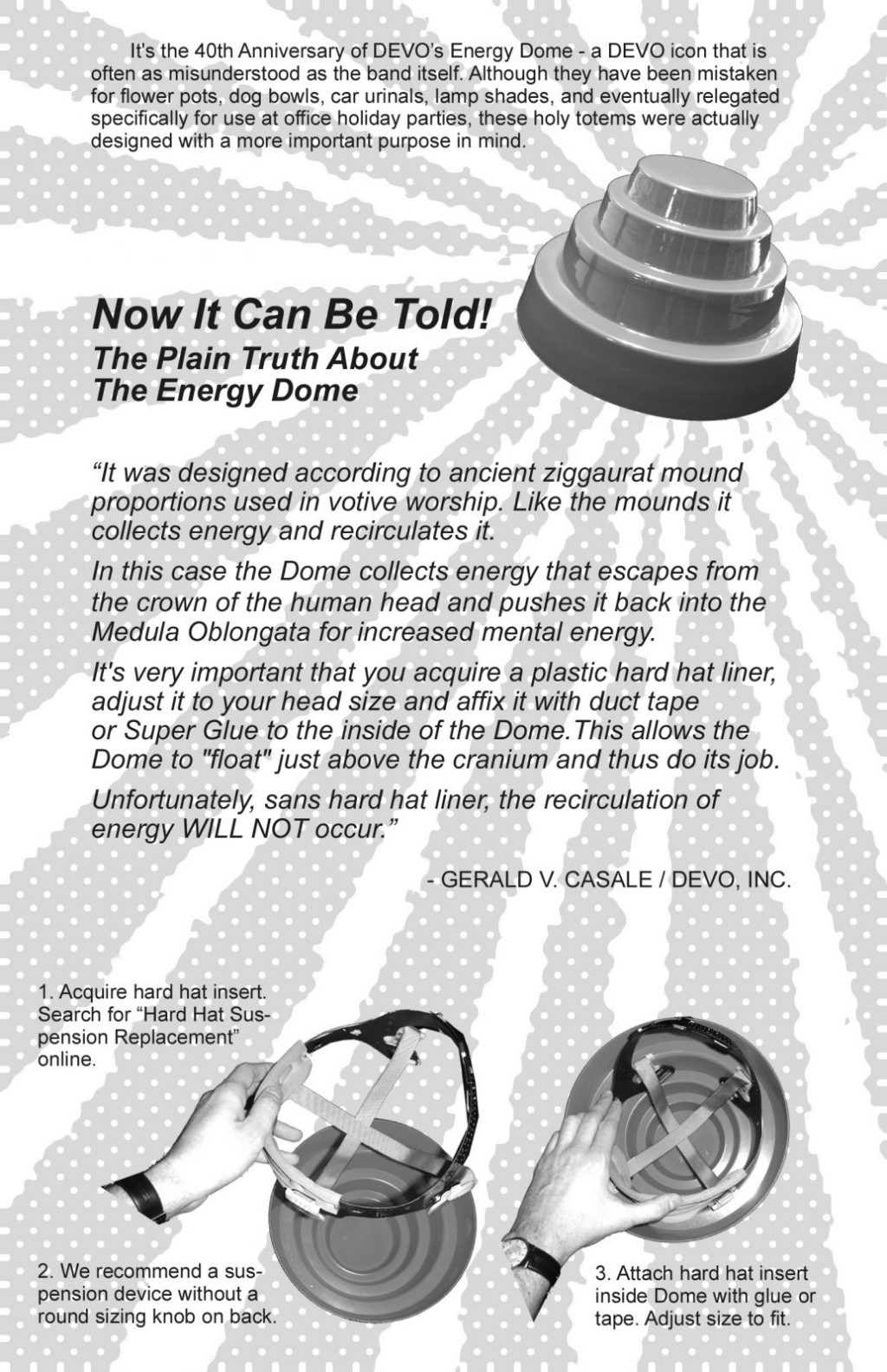 Energy Dome PPE Kit
