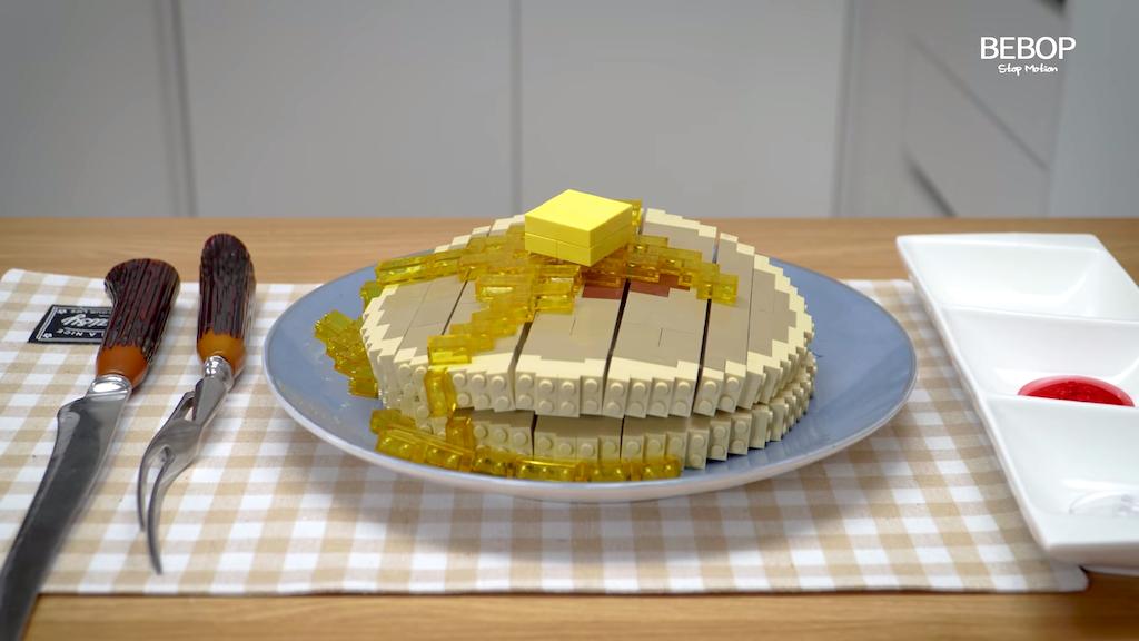 LEGO Pancakes