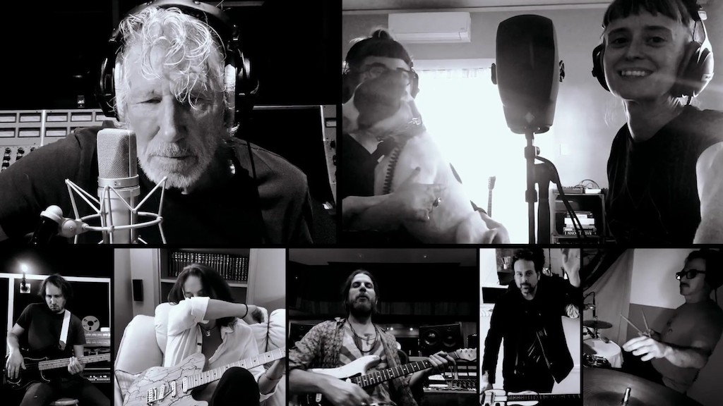 Roger Waters and Band Mother From Home