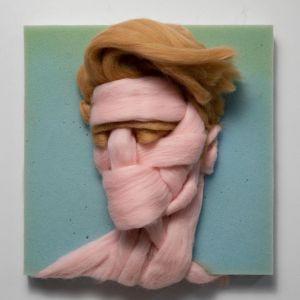 Salman Khoshroo Abstract Portraits
