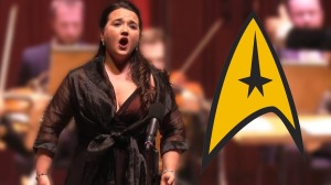 Soprano Cover of Star Trek Theme