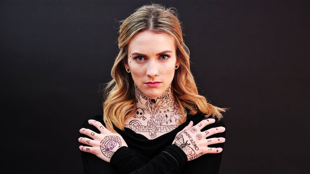 Toronto Tattoo Artist Defends Her Use of Stick Figure Art