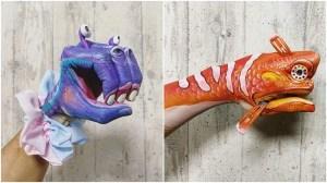 Amazing JIRO One Hand Monsters
