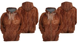 Bigfoot Hoodies