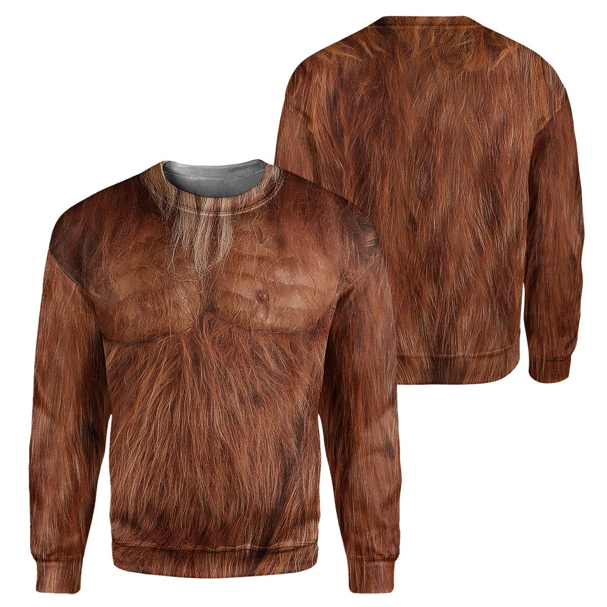 Bigfoot Longsleeve