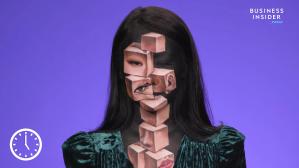 Face Art Illusion