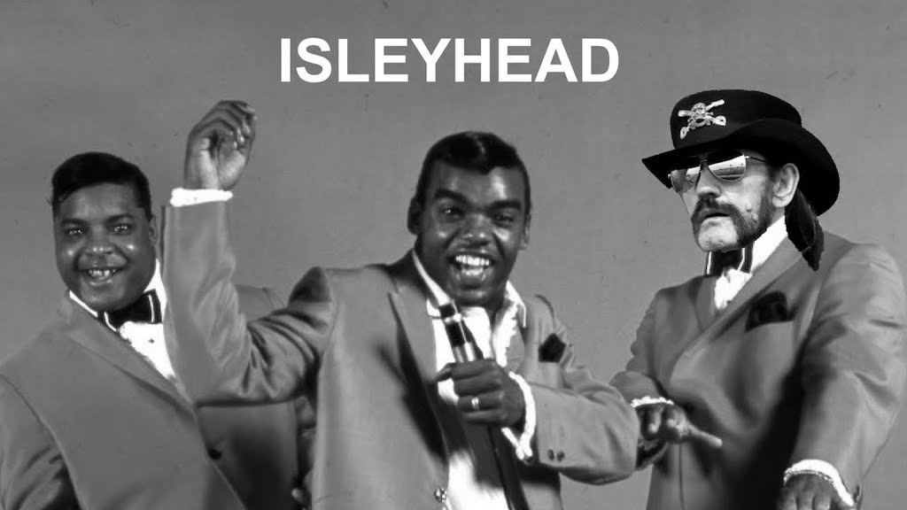 An Unexpectedly Catchy Mashup of 'Shout' by The Isley Brothers Combined With 'Ace of Spades' by Motörhead - laughing squid