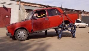 Lada Walker Car