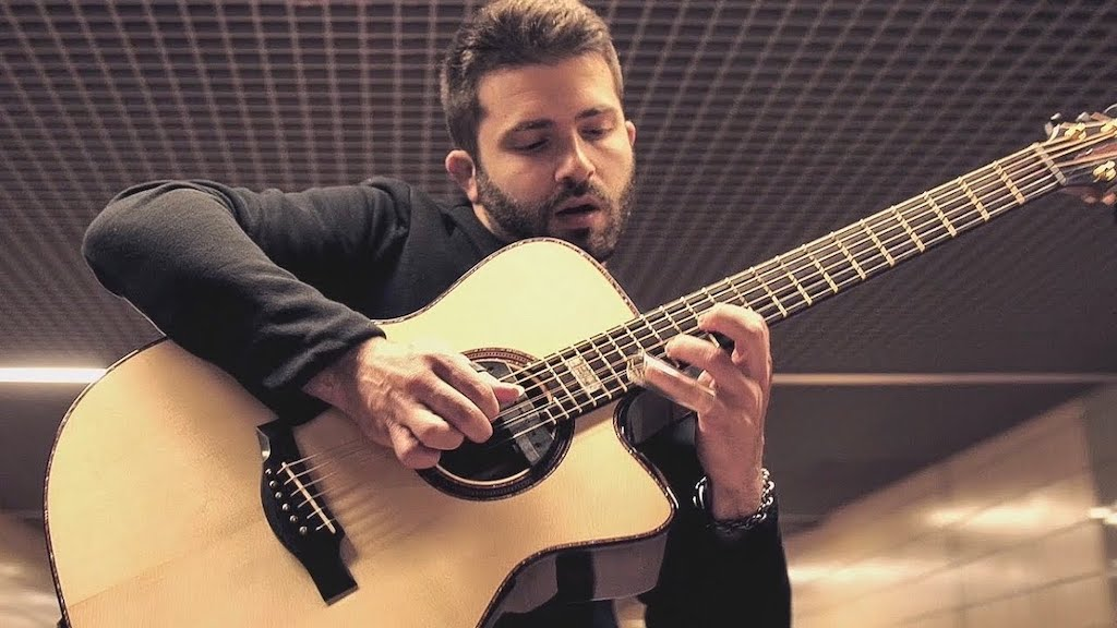 An Intricately Badass Cover of 'Whole Lotta Love' by Led Zeppelin on Acoustic Guitar