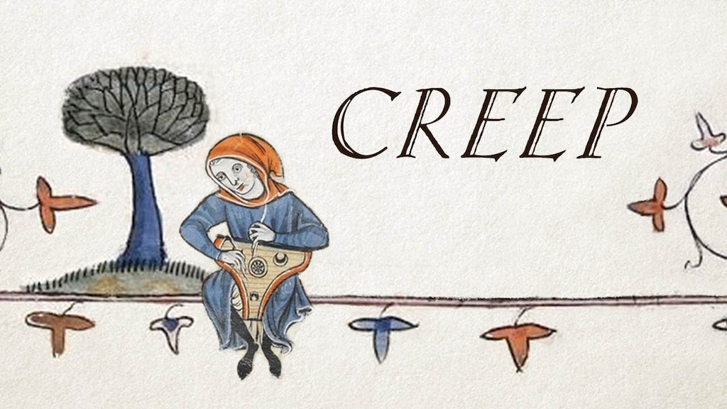 Mournful Medieval Creep Cover