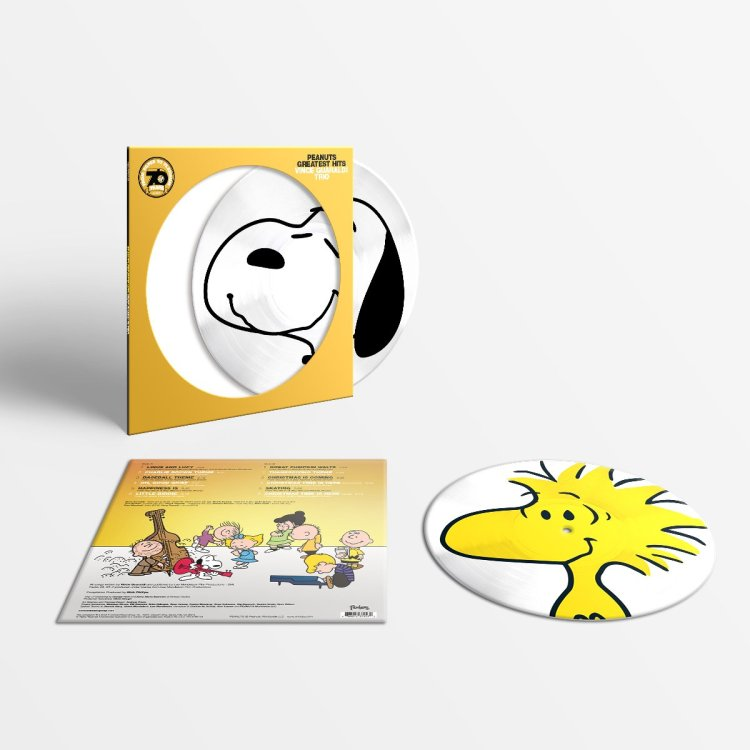 Peanuts Picture Disc
