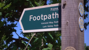 Saving the Oldest Footpath in Britain