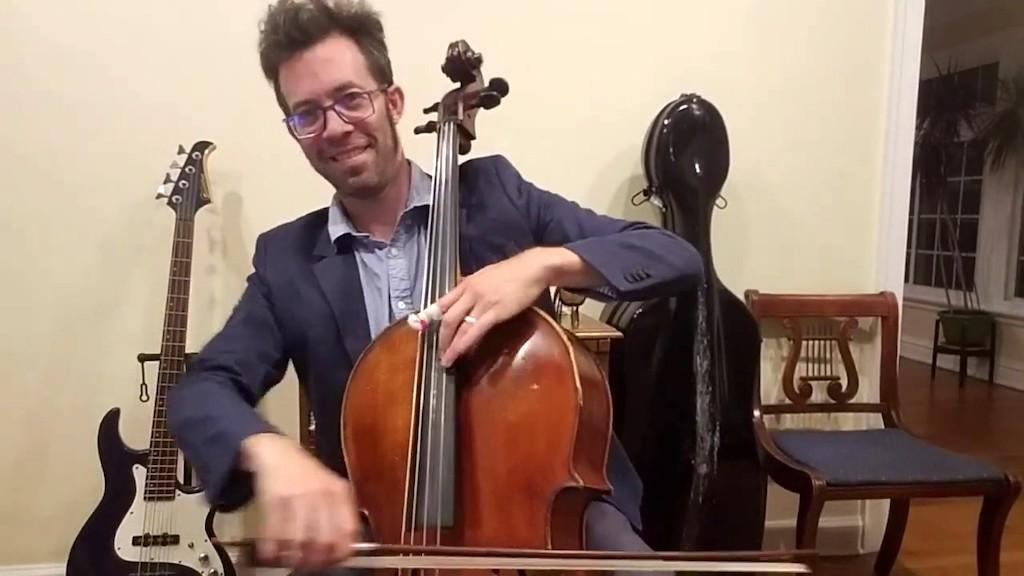 Talented Music Teacher Pure Imagination Cello