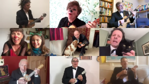 The Lovecats Ukulele Orchestra of Great Britain