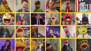 The Muppets James Corden With a Little Help from My Friends