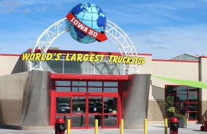 Worlds Largest Truck Stop