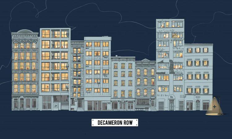 Decameron Row