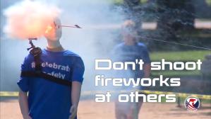 Fireworks Safety 2020