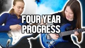 Four Year Progress