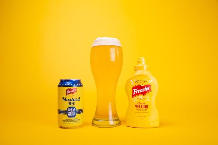 Frenchs Mustard Beer Oskar Blues