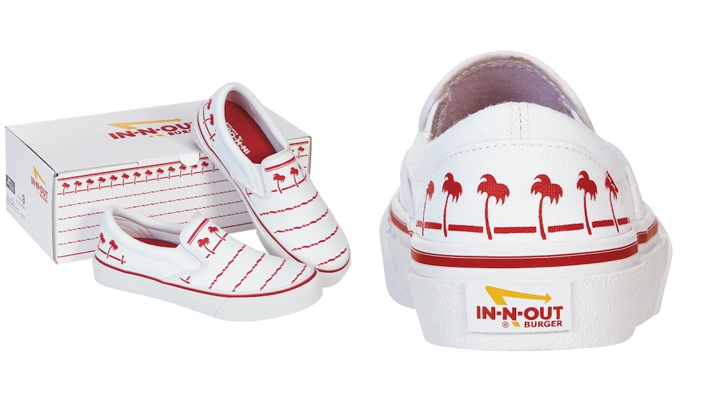InNOut Drink Cup Shoes