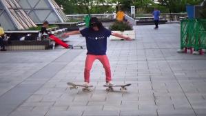 Isamu Yamamoto Skateboarding