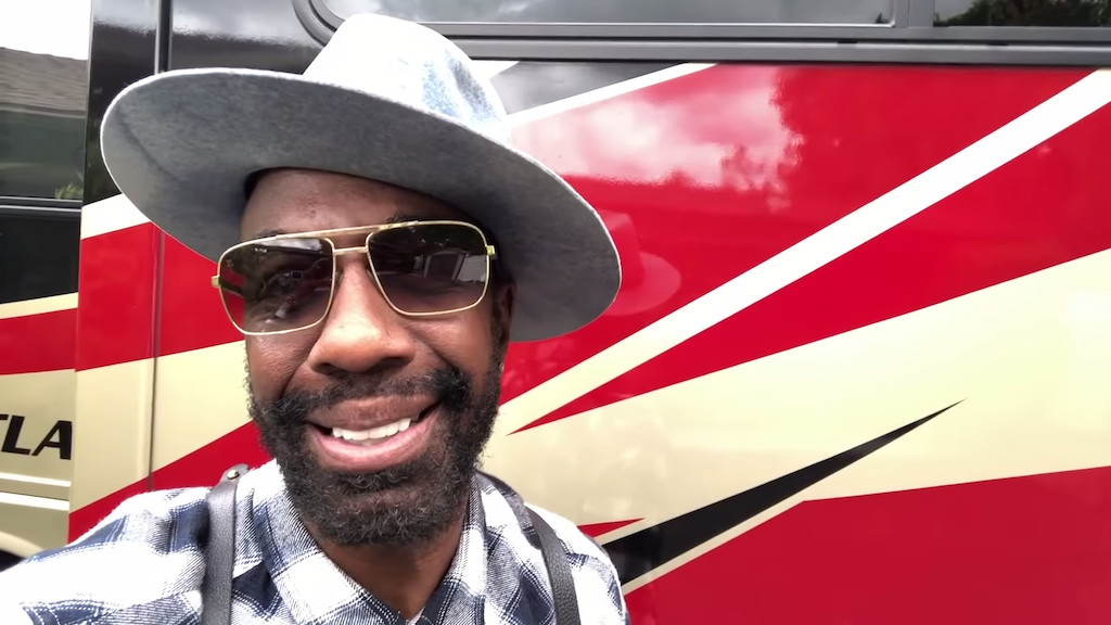 JB Smoove Tricked Out RV