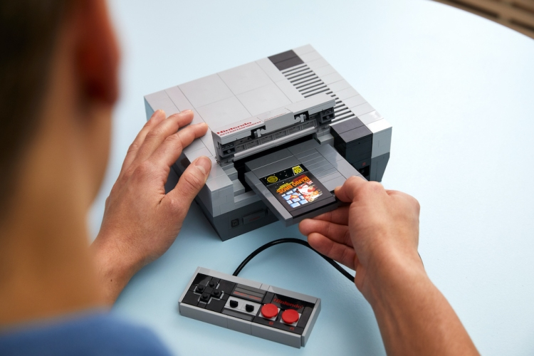 LEGO NES Cartridge