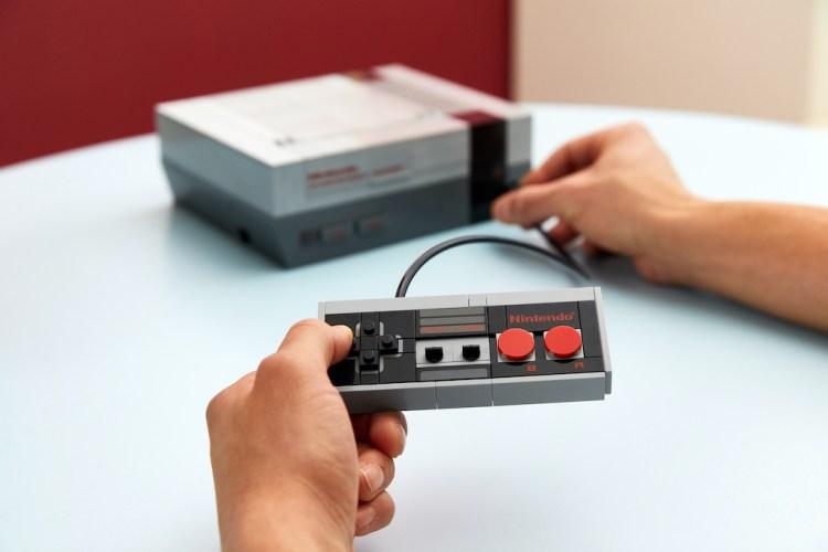 LEGO NES Controller