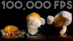 Popping Popcorn 100K fps