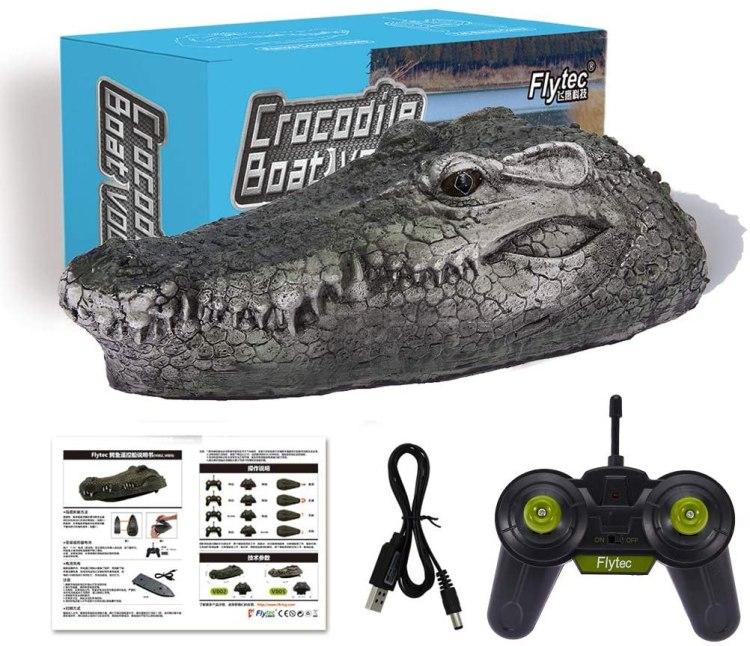 RC Croc Head