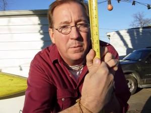 Tape Measure Trick