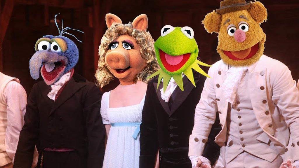The Muppets Hamilton