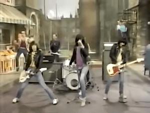 The Ramones Live on Shanana Show 1979