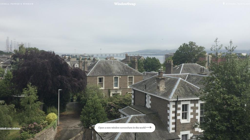 Window Swap Dundee Scotland