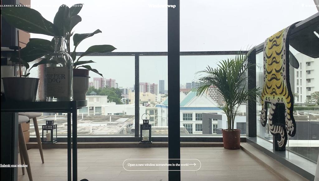 Window Swap Singapore