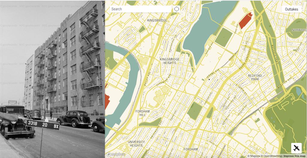 1940s NYC Bronx