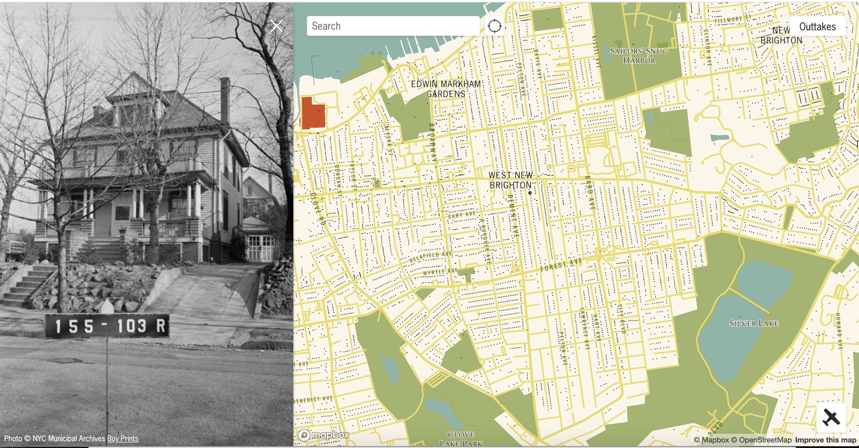 1940s NYC Staten Island