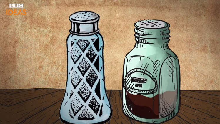 A brief history of salt and pepper