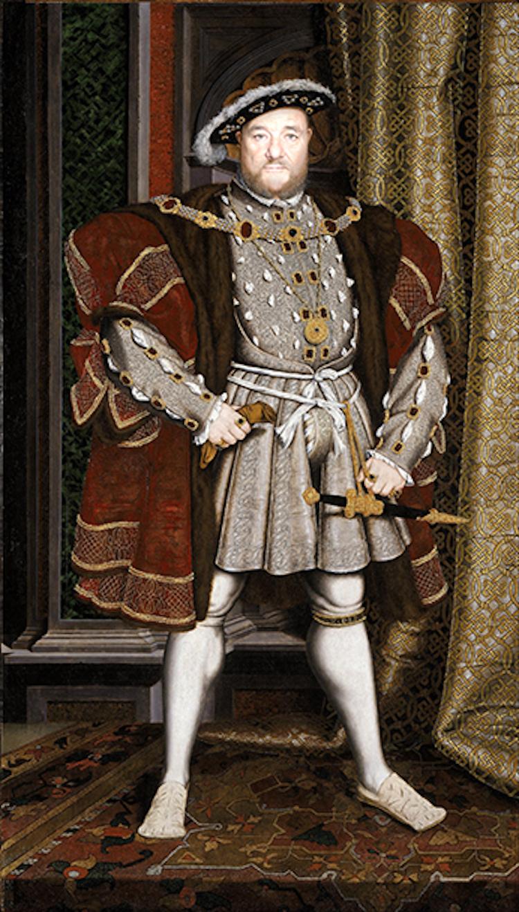 Bill Murray Henry VIII