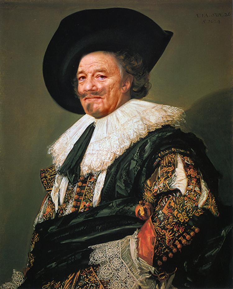 Bill Murray Cavalier